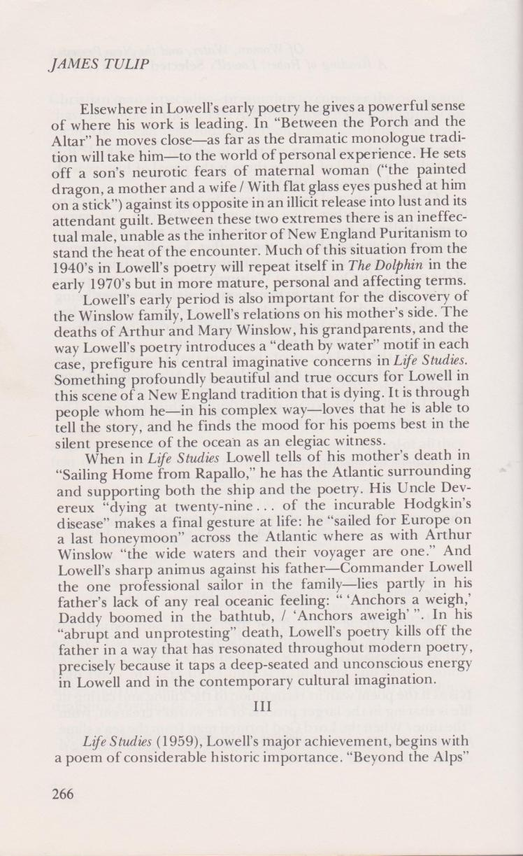 Lowell's Selected Poems 1976 008