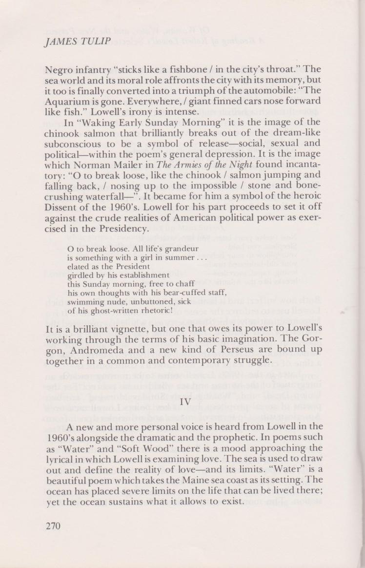 Lowell's Selected Poems 1976 012